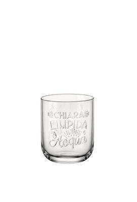 Bicchiere 39,5 cl Graphica 1.22100 Bormioli Rocco