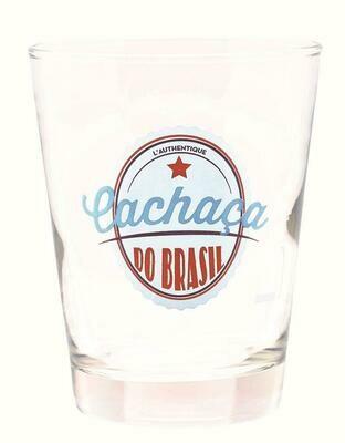 Durobor - Bicchiere 22 cl Blue Dallas Conic Cachaza
