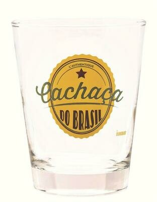 Durobor - Bicchiere 22 cl Jaune Dallas Conic Cachaza