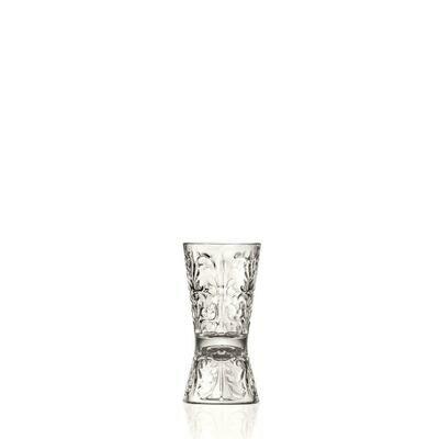 Rcr - Bicchiere Clessidra Jigger 40 mm Tattoo