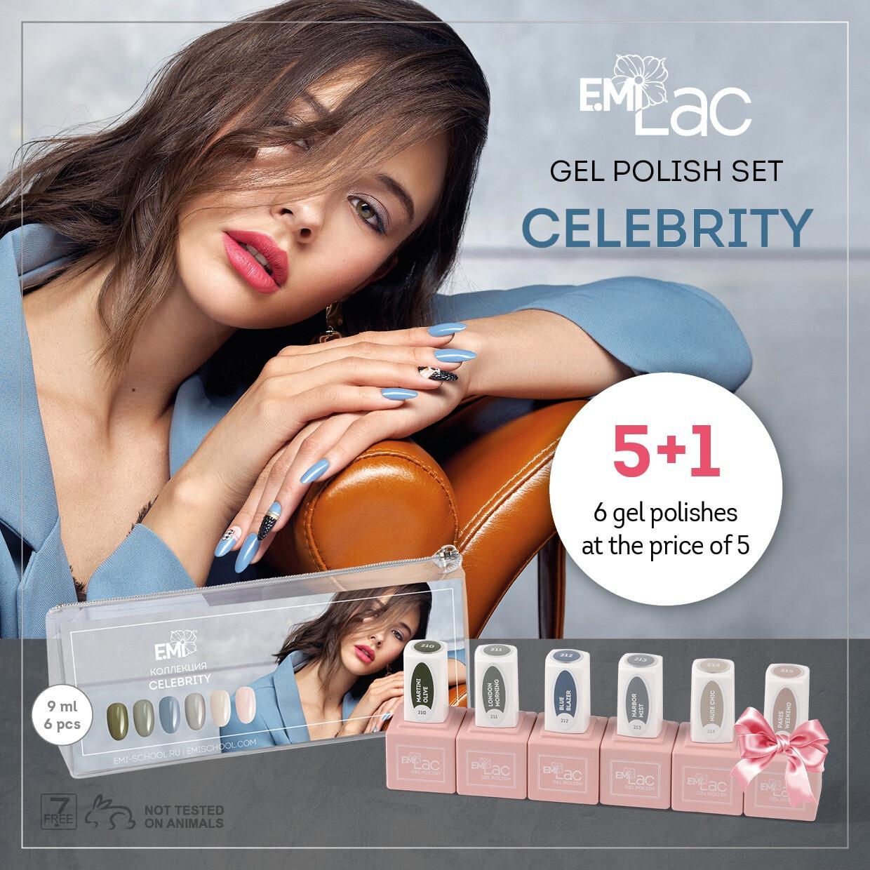 E.MiLac Set Celebrity