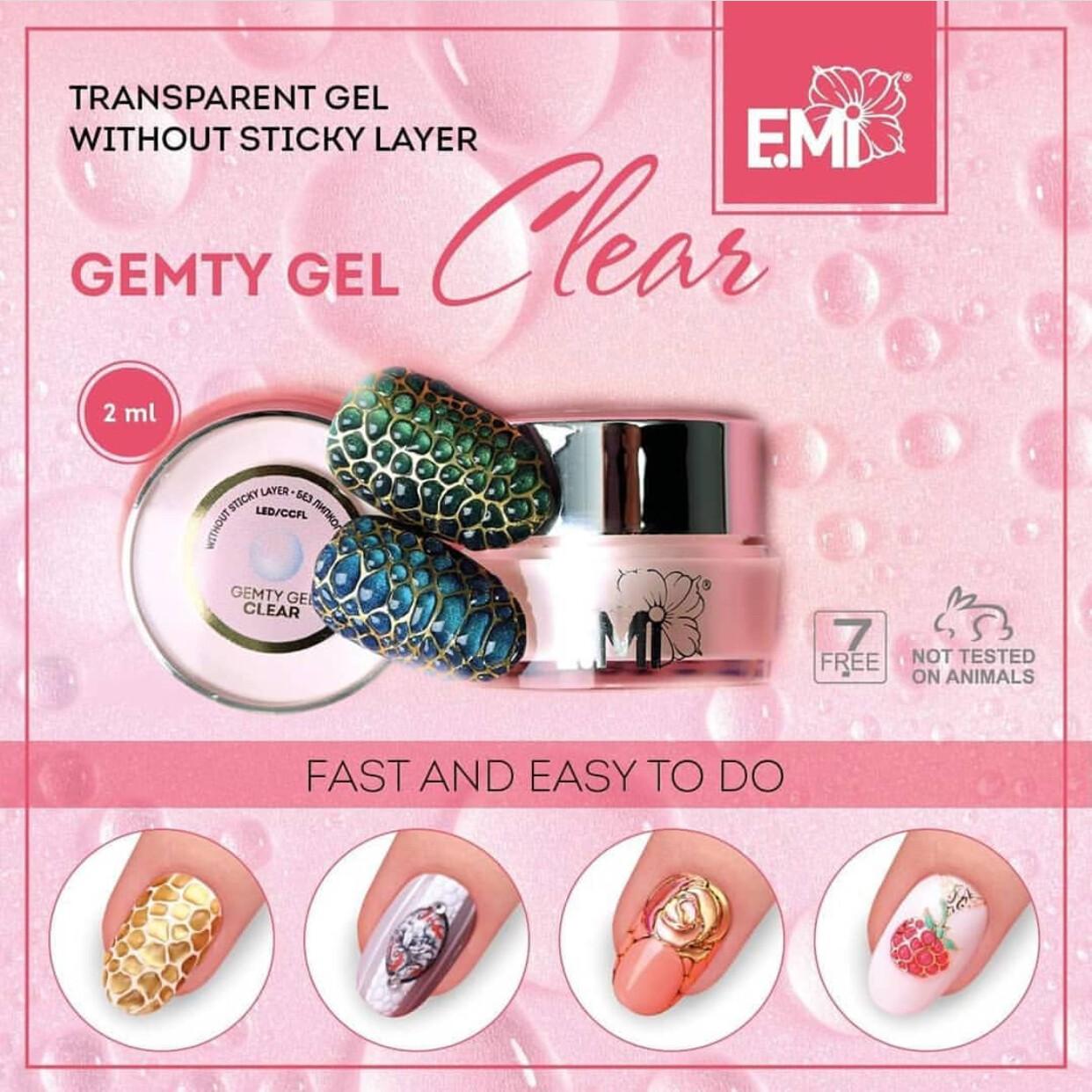 Gemty Clear 2 ml.
