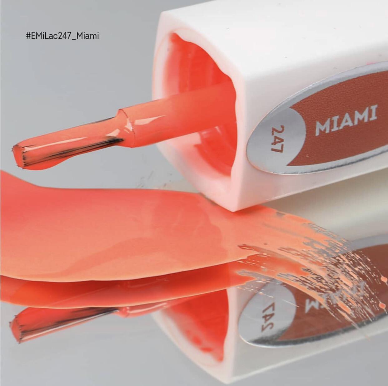 E.MiLac TO Miami #247, 9 ml.