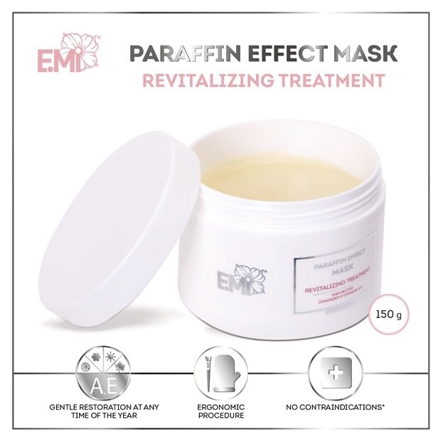 Paraffin Effect Mask, 150 g