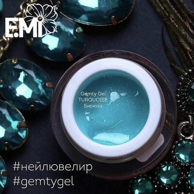 Gemty Turquoise, 5 ml.