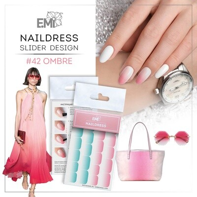 Naildress Slider Design #42 Ombre