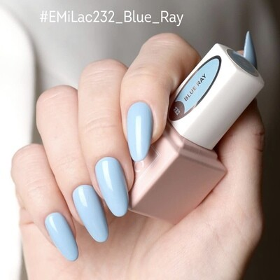 E.MiLac LM Blue Ray #232, 9 ml.