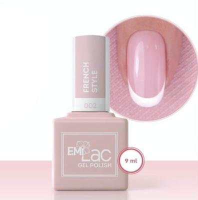 E.MiLac French Style #002, 9/15 ml.