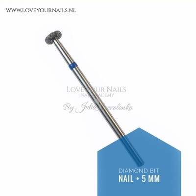 Diamond Nail shaped bit