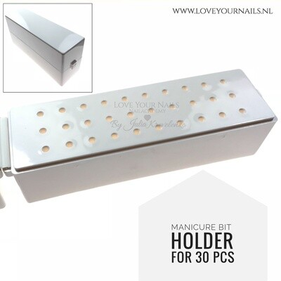 Frees bits holder for 30 pcs.