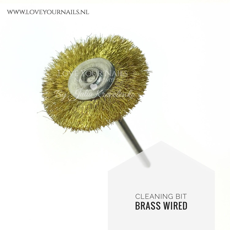 Cleaning bit (Brass wires)