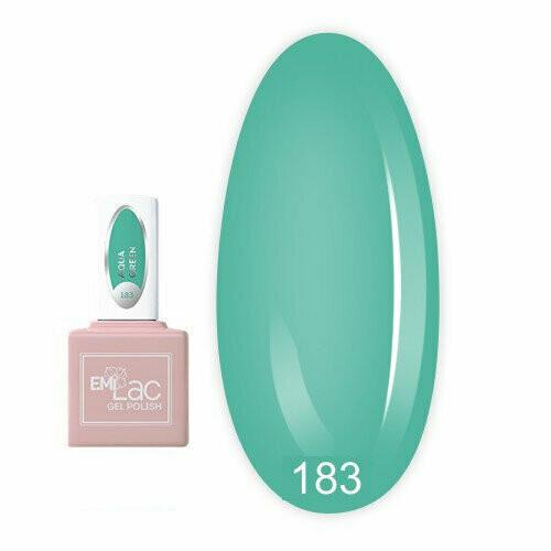 E.MiLac BL Aqua Green #183, 9 ml.