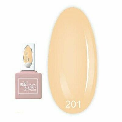 E.MiLac PR Apricot Pie #201, 9 ml.