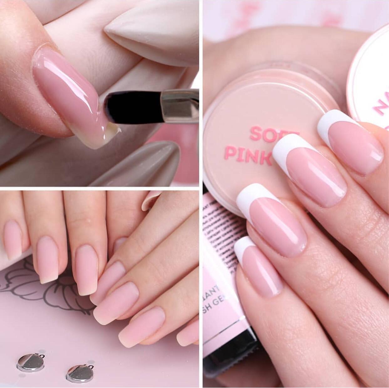 Soft Pink Gel, 5/15/50/100 g.