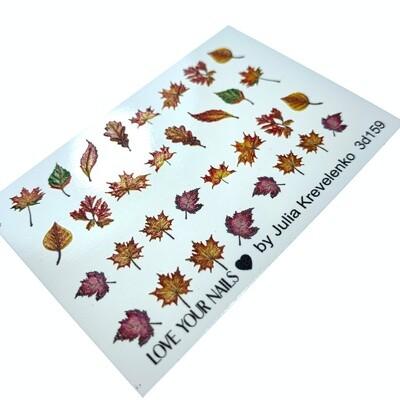 Leaves 3D159