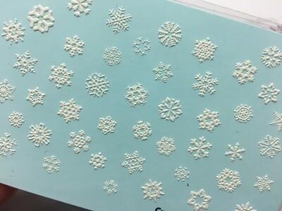Snowflakes 3D