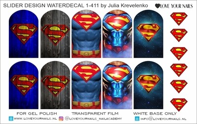 Superman 1-411
