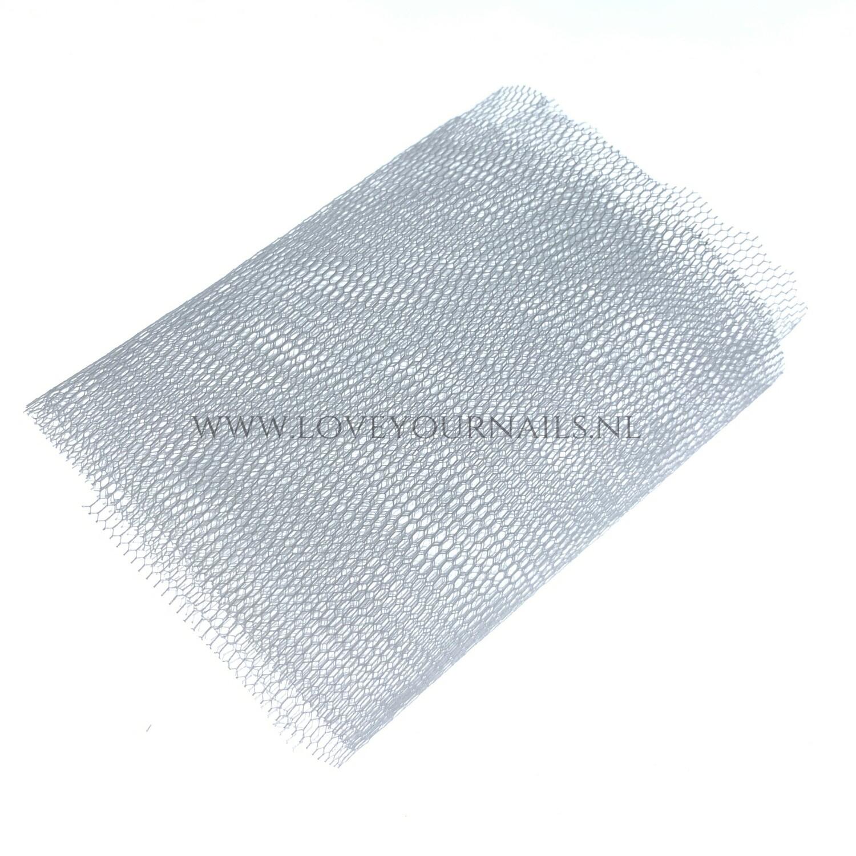 Nail Art netting - white