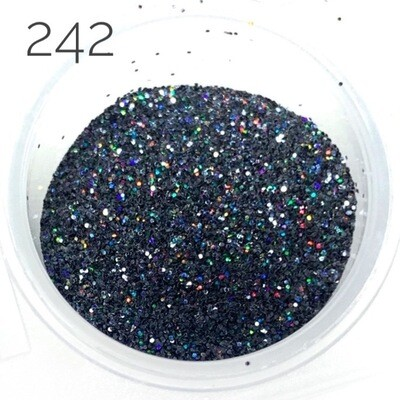Holographic glitter dust #242