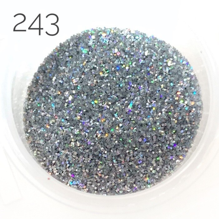 Holographic glitter dust #243