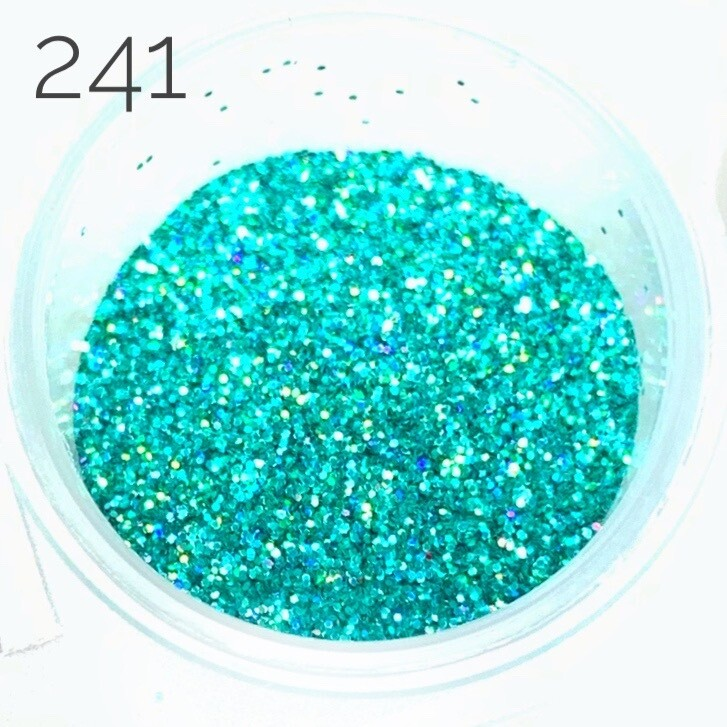 Holographic glitter dust #241