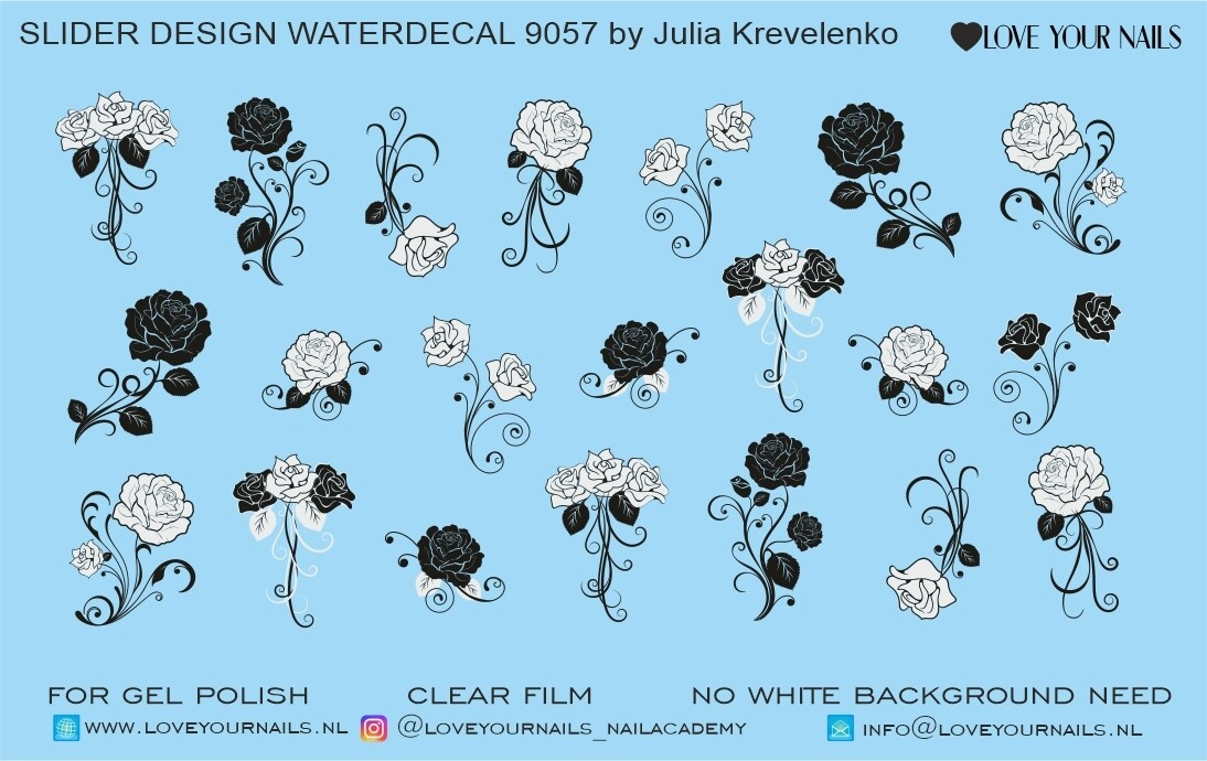 Flowers 9057