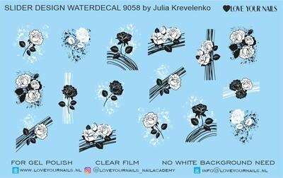 Flowers 9058