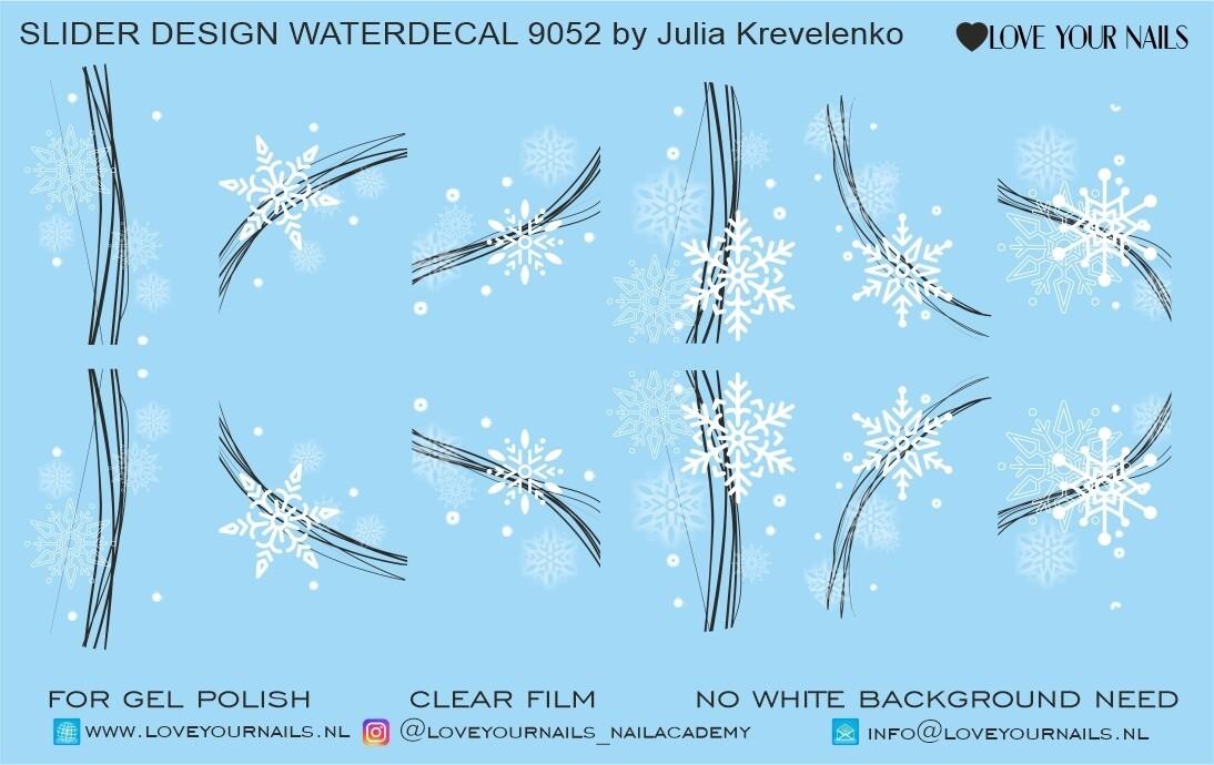 Snowflakes 9052
