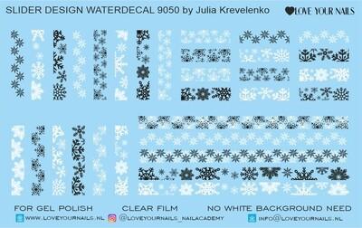 Snowflake lines 9050