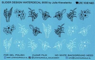 Flowers 9055