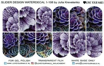 Flowers 1-108