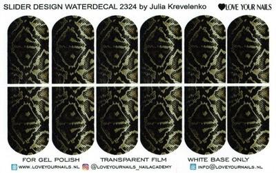 Snake skin print 2324