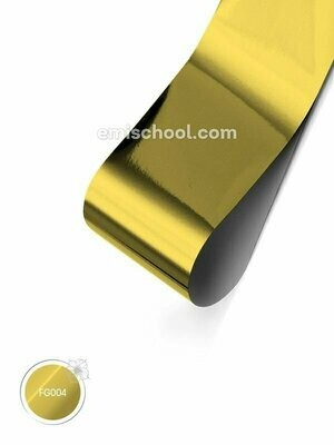 Foil glossy Noble Gold, 1.5 m