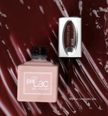 E.MiLac CG Chocolate Box #272, 9 ml