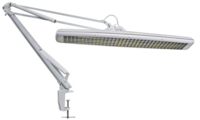 Daylight work lamp for the manicure table WHITE