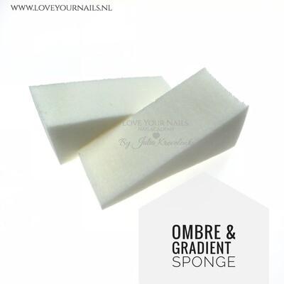Perfect sponge voor babyboom, aeropuffing ombre (gradient) sponge -2st