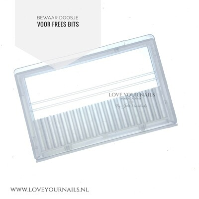 Frees bits holder for 20 pcs.