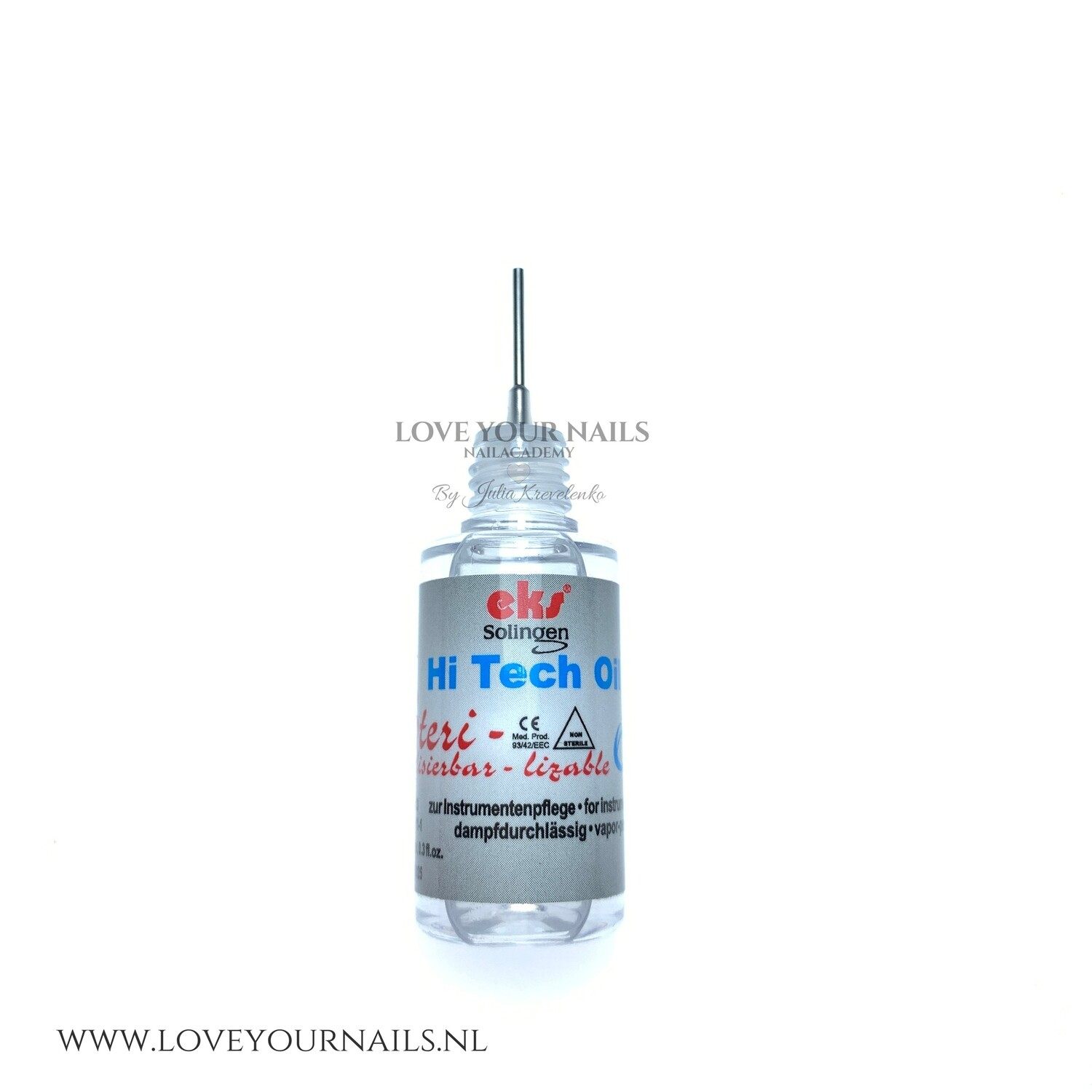 Instruments oil, 10 ml