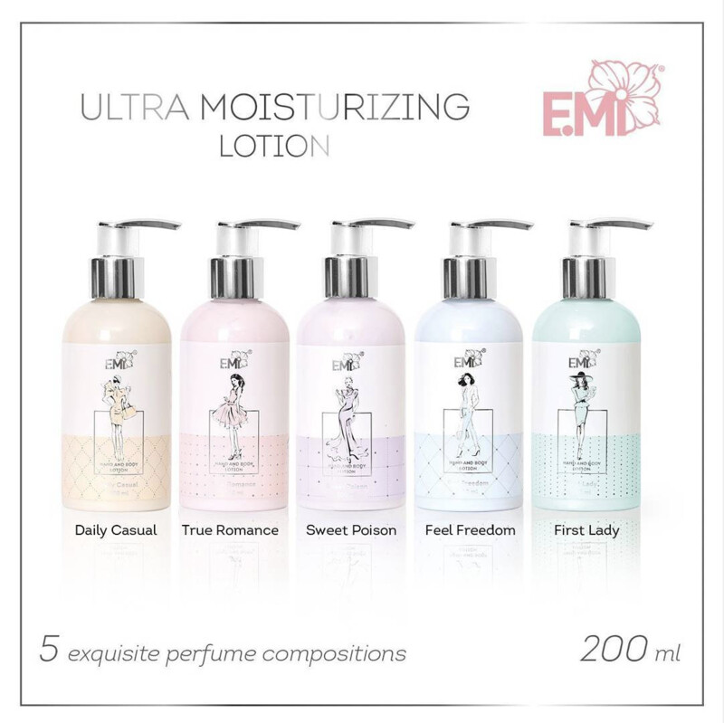 ULTRA Moisturizing Hand and Body Lotion, 200 ml