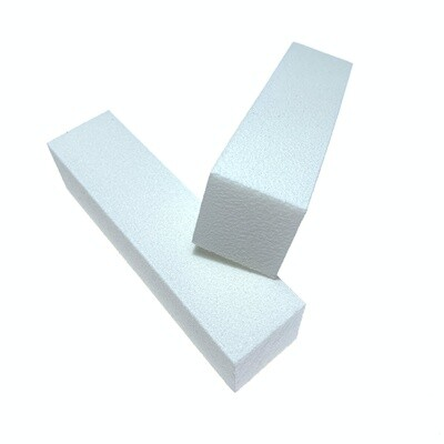 Sanding block, wit