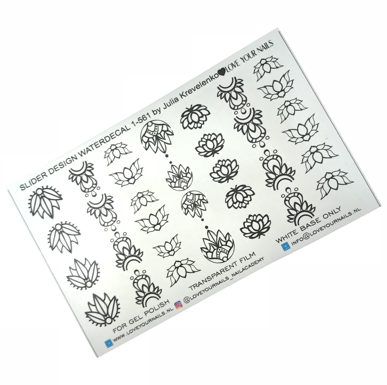 Sweet bloom design 1-561