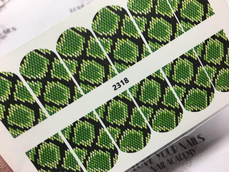 Slangenhuid print 2318