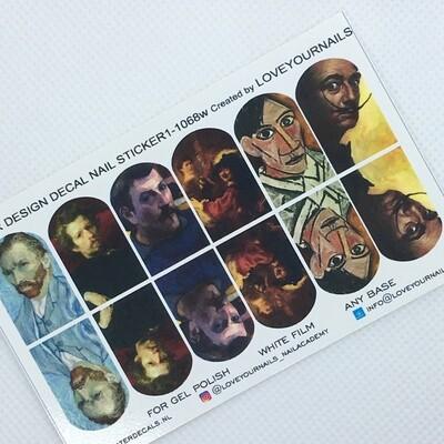 Kunstenaars 1-1068w