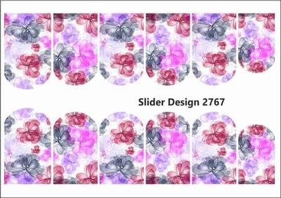 Abstract bloemen 2767