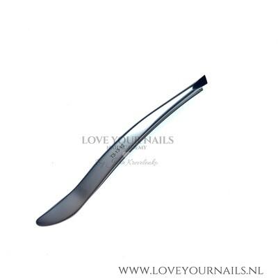Eyebrow tweezers classic type 3 (wide slant)