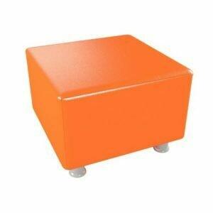 Банкетка куб на ножках