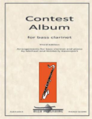 Contest Album for Bass Clarinet