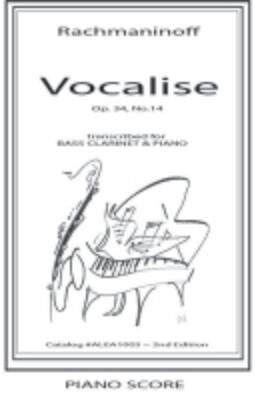 Rachmaninoff: Vocalise