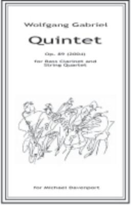 Gabriel: Quintet Op.89