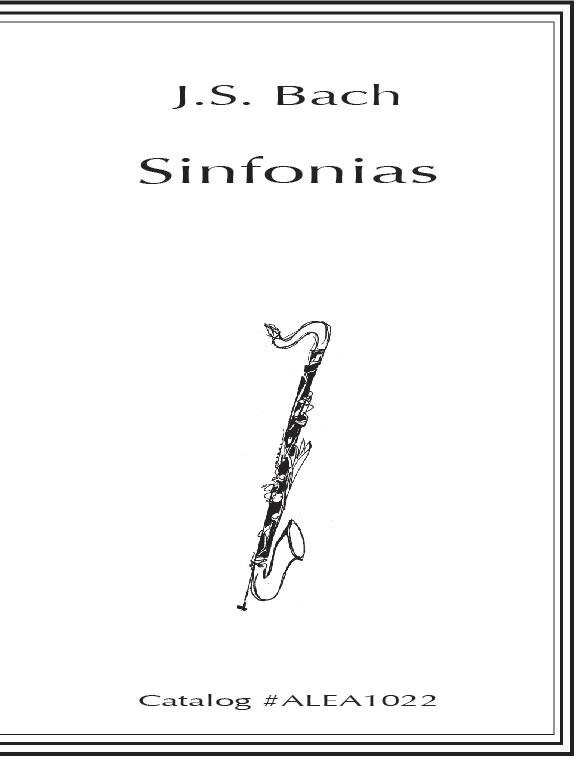 Bach: Sinfonias